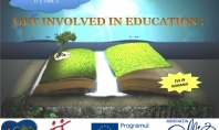 Get involved in education